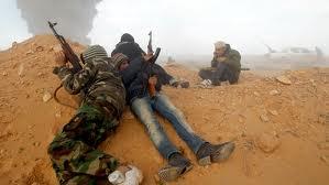 Libya-fighting