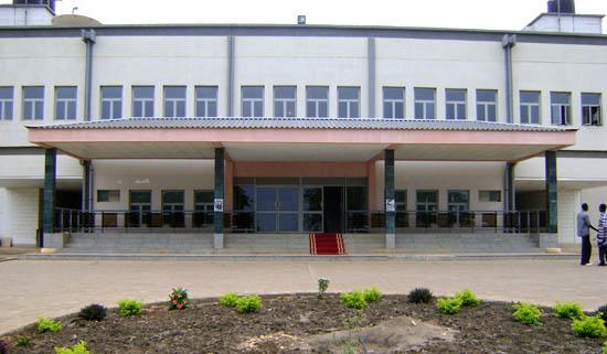 South Sudan's Legislative Assembly
