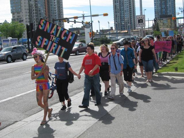 Calgary Dyke March