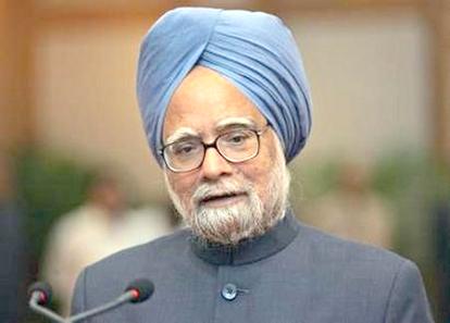 Indian PM Manmohan Singh