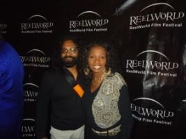 Red Carpet Cyrus S Singh & Kay Morris