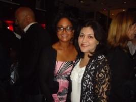 Tonya Lee Williams and Nita Balani