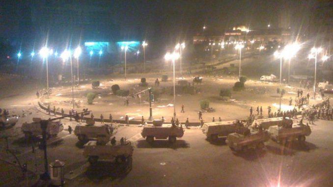 Egyptian military killing Christians Oct 09, 2011
