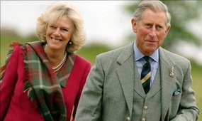 Prince of Wales, Prince Charles and the Duchess of Cornwall, Camilla