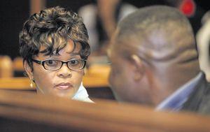 Sheryl Cwele and her co-accused Frank Nabolisa