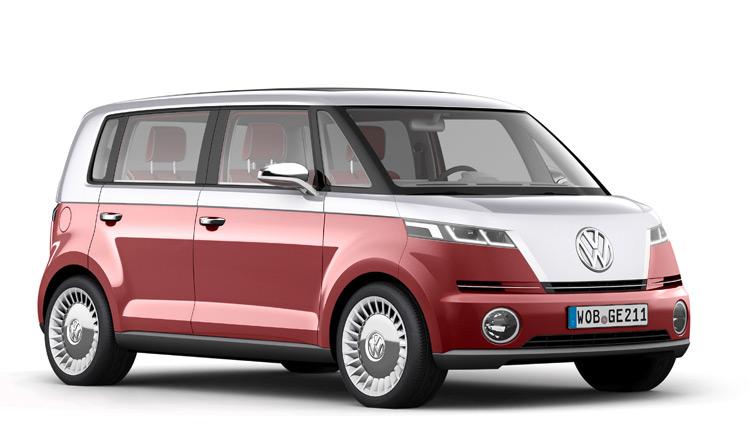 The new VW Bulli Concept