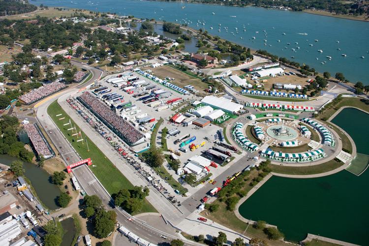 Belle Isle park, Detroit, MI