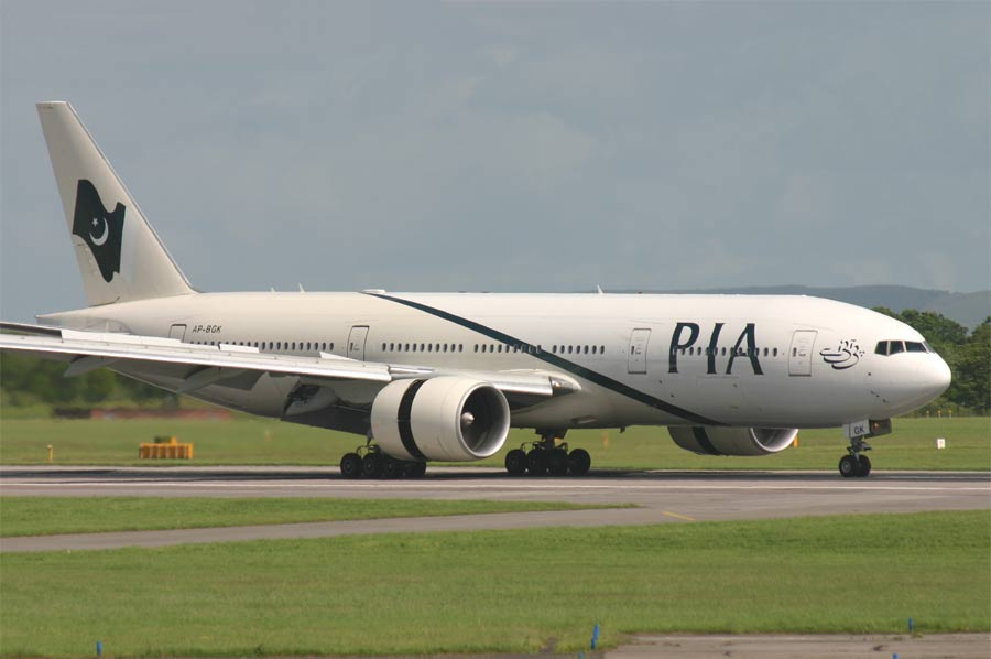 PIA 777 Boeing