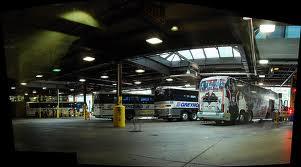 Bus Terminal, Bay Street - Toronto