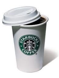 Starbucks Grande Coffee