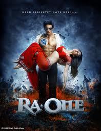 RA One - movie