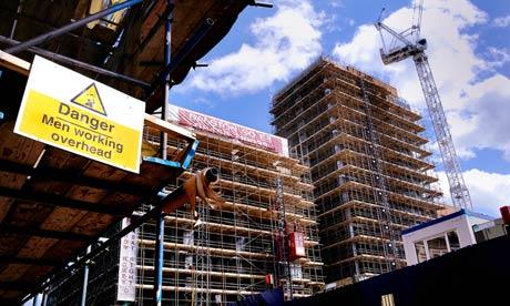 Construction Industry progress declining