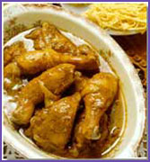 Chicken Curry Fry