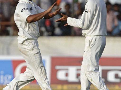 Suresh Raina & Harbhajan Singh