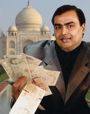 Mukesh Ambani India's Richest Man