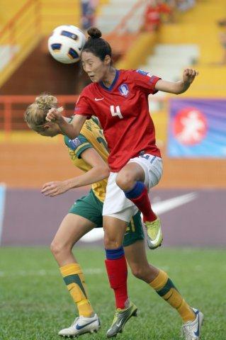 Australia 2-4 Korea Republic (www.the-afc.com)