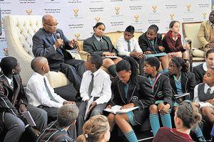 Children's letters to President Zuma