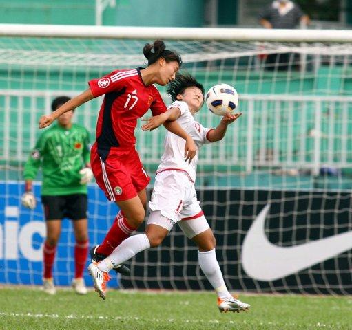 China 0-4 DPR Korea (www.the-afc.com)