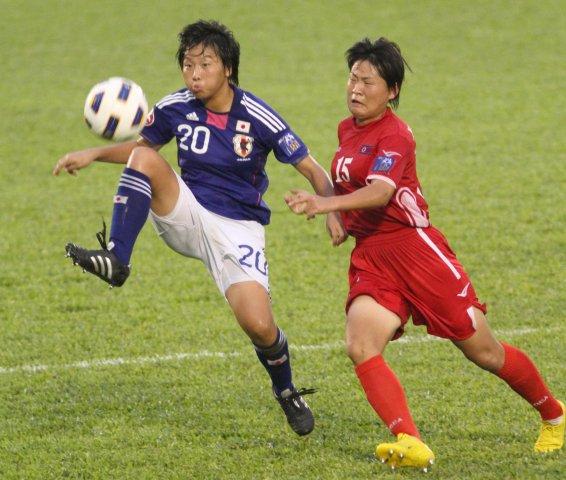 Korea 1-2 Japan (www.the-afc.com)
