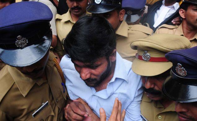Govindachamy received death sentence