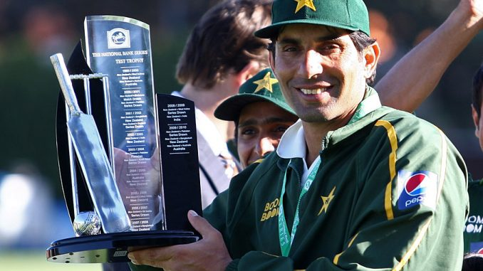 Pakistan Captain Misbah wants to win the only T-20 against SL