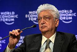 Indian Business Tycoon and Philanthropist Azim Premji