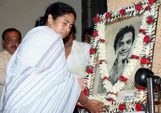 Mamta Banerjee led bengal Govt to Rescue Uttam Kumar's Car