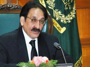 (CJP) Iftikhar Mohammed Chaudhry
