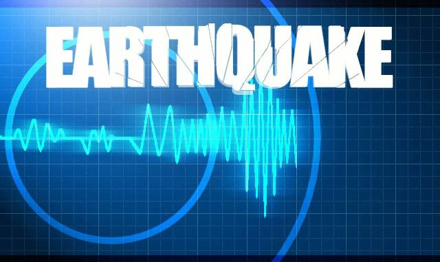 Earthquake struck in India