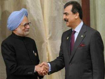 Gilani invites Singh to Pakistan