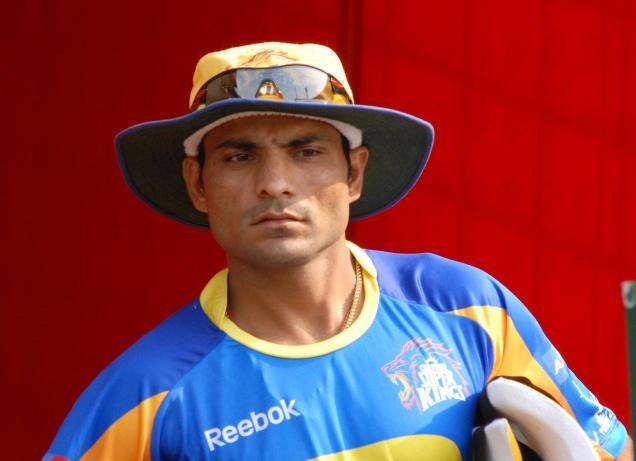 Indian Cricketer Joginder Sharma