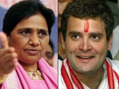 Mayawati wary of Rahul Gandhi