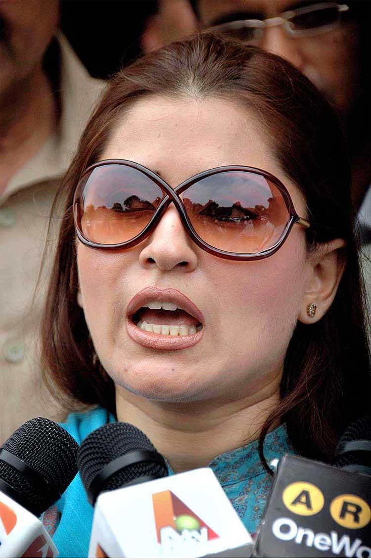 Shazia Marri takes over from Sharjeel Memon