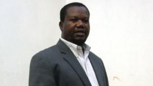 The Western Equatoria State Minister of Education Mr. Adel Senderi [©Gurtong]
