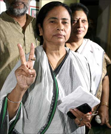 Mamta Banarjee