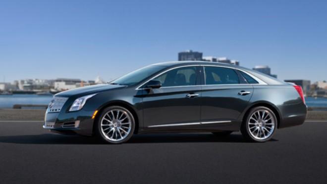 Cadillac XTS, 2013 model year