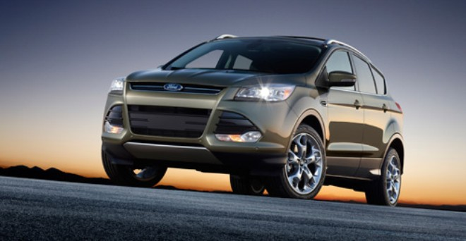 Ford Escape, 2013 model year
