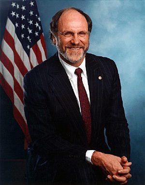 CEO of Brokerage house Global MF, Jon Corzine