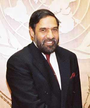 Commerce and Industry Minister, Anand Sharma