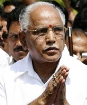 Former CM Karnataka, B.S. Yeddyurappa