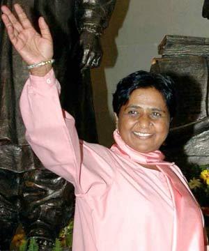 CM Mayawati