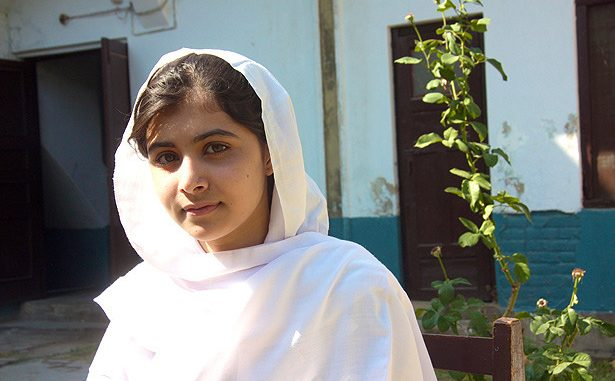 14 year old Malala Yousafzai of Swat was nominated for the International Peace Award
