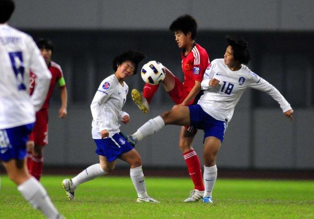 China 0-0 Korea Republic (www.the-afc.com)