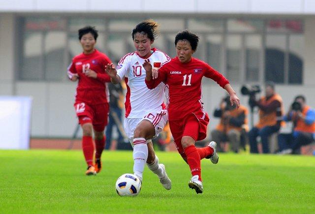 DPR Korea 1-0 China (www.the-afc.com)