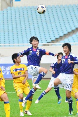 Japan Thumps Thailand 10-0 (www.the-afc.com)