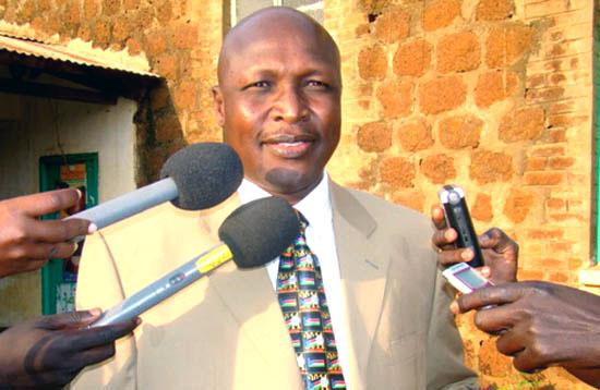 Governor Louis Lobong Lojore