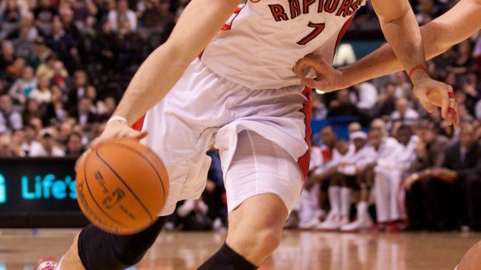Toronto Raptors centre/forward Andrea Bargnani (JP Dhanoa)