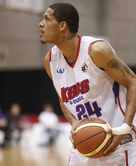 Quebec Kebs guard Ralphy Holmes was named NBL Canada's Player of the Week for a second time.