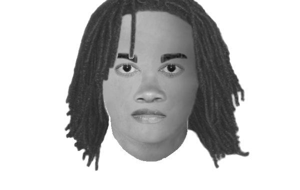 Composit Sketch of suspect killer
