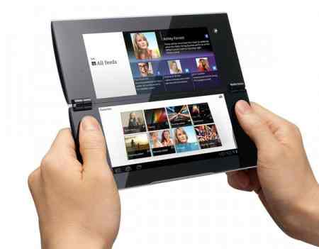 Sony Tablet P-Tablet Android S2